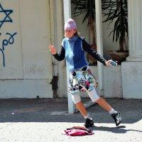 На улицах Тель-Авива. :: Leonid Korenfeld