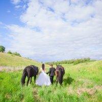 невеста и жених :: valentina