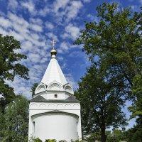 храм-часовня страстей Господних :: Владимир Иванов