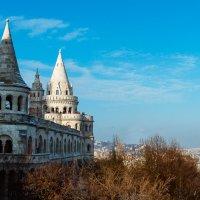 Рыбацкий бастион, Будапешт :: алексей афанасьев