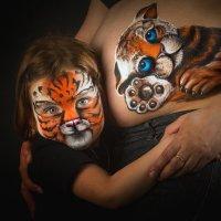 Тигрята :: Анатолий Симонов