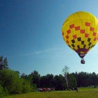 Воздушный шарик :: Дмитрий Климович