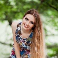 Счастье :: Юлия Вяткина
