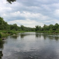 Река :: Наталья Нарсеева