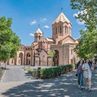 Армения. Ереван :: Борис Гольдберг