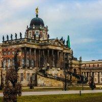 Новый дворец в Потсдаме, Германия :: Nataly ***