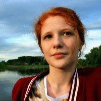 Я рыжая - я золотая ... :: Евгений Юрков