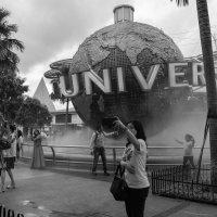 Парки развлечений - Universal Studios Singapore :: Sofia Rakitskaia