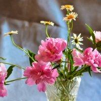 садовый букет :: Евгений Фролов