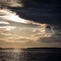 Закат на Нижней Каме... :: Аркадий Шведов