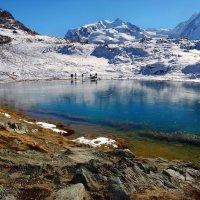 отражение во льду :: Elena Wymann
