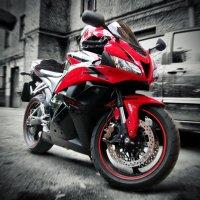 Honda CBR-600RR :: Кирилл D'@rk