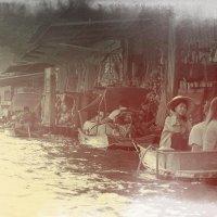 Старый Тайланд :: Антон Пантелеев