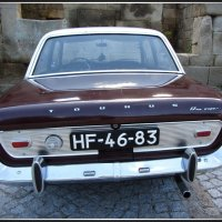 Ford-Taunus 17M :: Helga Olginha
