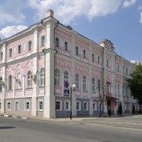 старинный купеческий дом :: Игорь Хамицаев