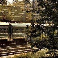 фрагмент поезда :: Марина Буренкова