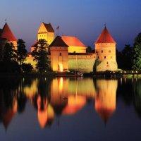 Замок Тракай :: Михаил ЯКОВЛЕВ