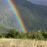 В горах после дождя :: Татьяна Алексеевна