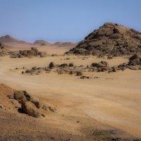Пустыня :: Sergey -