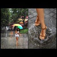 Дощ... :: Александр Слободян