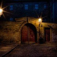 Ночью в старой Праге :: Надежда Кондратьева