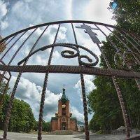 Церковь :: Андрей Ленев