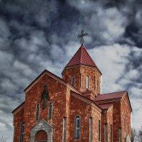 Армянская церковь в Пятигорске :: Андрей Ленев
