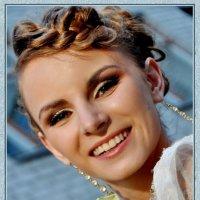 Настя-выпускница :: Константин Нусенко
