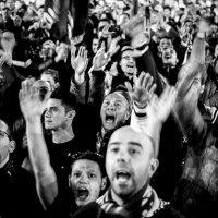 Фанаты футбольного клуба Перуджа :: Ramin Mazur