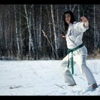 Путь воина 2 :: Кирилл Плотников