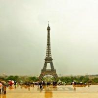 la tour Eiffel :: Александр Захаров