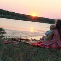 Сестричка с маленьким братиком :: Анастасия Шашкова Шашкова