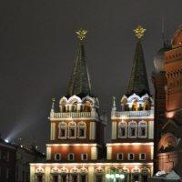 Красные ворота. Москва :: Vladimir Chekanov