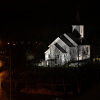 Церковь в Норвегии :: Natali Natali