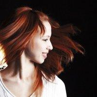 Рыжая :: Galinka Pashenko