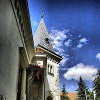 Маленький замок в Южной Польше :: Носов Юрий