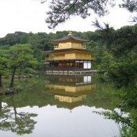 Киото, Япония. Золотой павильон после дождя :: Alexander Zzz...