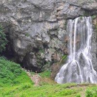 Абхазия. Гегский водопад. :: Владимир Зыбин