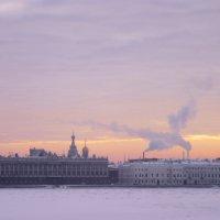 Зимний Питер :: Tim Nakhapetov