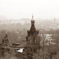 Купола над городом :: Владимир Новиков