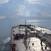 At Sea :: Алексей Зверев