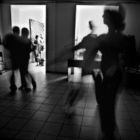 танцы :: Владимир Хроменков