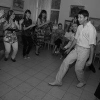 танцы 4 :: Владимир Хроменков