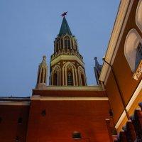 стены кремля :: Ирина Ющенко