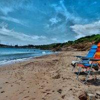 Есть и такие пляжи.. :: Николай Данковцев