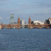 Берлин с борта прогулочного кораблика :: Alexander Zzz...