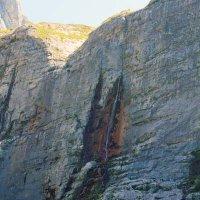 Самый высокий водопад в России - Пшехский. :: Владимир Воловодов