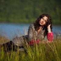 Солнечная река :: Анастасия Кучеренко