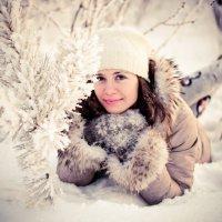 жаркие -25 )) Сибирь :: Анастасия Кучеренко