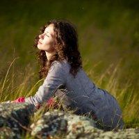 Купание в лучах  солнца :: Анастасия Кучеренко